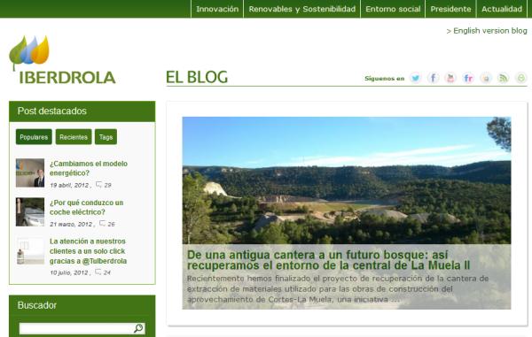 Blog Iberdrola - Rafaelopez Fdez